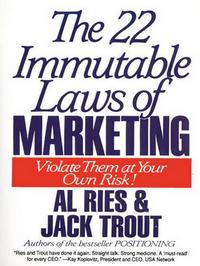 22 Immutable Laws -