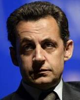 Nicolas Sarkosy ditches The Stahl