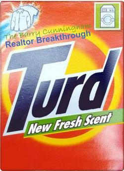 Barry Cunningham-Turd